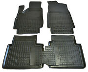 Rubber Carmats For Lada Niva 2121 3 Door All Weather Floor Mats Fully Tailored