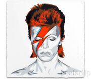Bowie Mr. Brainwash Screenprint Poster Xx/169 Signed/numbered David Bowie