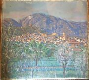 Gorgeous Joaquandiacuten Tudela Y Perales 1898-1970 Spanish Painter - Oil On Canvas -