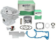 Meteor Cylinder Piston Kit For Stihl Ms440, 044 50mm With Gaskets 12mm Wrist Pin