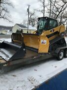 Snow Plow Sno Bully 8and039 Back Pull Sno Plow Box