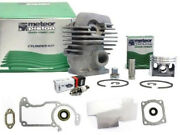 Meteor Cylinder Piston Kit For Stihl Ms260, 026 Big Bore 44.7mm W/ Gaskets Seals
