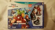 Disney Infinity Marvel Super Heroes 2.0 Edition Video Game Starter Pack - Wii