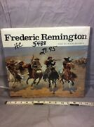 Frederic Remington By Peter H. Hassrick - Hardcover Mint Condition
