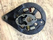 Jeep Mb Gpw Nos 6v Generator Commutator End Plate Ford Package G-503