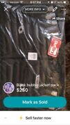 Black Columbia Bubble Outdry Jacket With Tags In Package Mens Xl