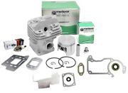 Meteor Cylinder Piston Kit For Stihl Ms260, 026 44mm With Gaskets Nikasil Italy