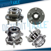 Front And Rear Wheel Bearing Hub For 2010 2011 2012 2013 2014 Legacy Outback