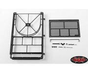 Rc4wd Rc4vvvc0345 Krabs Roof Rack W/spare Tire Mount For Axial Scx10 Ii Xj