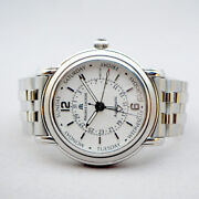 Maurice Lacroix Masterpiece Auto Day-date Size 40mm Silver Dial 5 Hands
