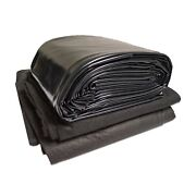 Polyguard Liners Pvc - 25 Ft. X 100 Ft. 20-mil Liner And Geo Combo