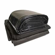 Polyguard Liners Pvc - 40 Ft. X 70 Ft. 20-mil Liner And Geo Combo