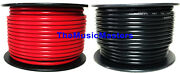 12 Gauge 100and039 Ft Each Red Black Auto Primary Wire 12v Wiring Car Power Cable