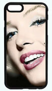 Marilyn Monroe Sexy Phone Case Cover For Iphone Xr Xs 8 8 Plus 7 6s Plus 5s 5c 4