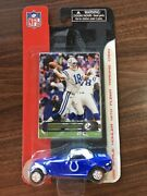 Peyton Manning Indianapolis Colts 2002 Nfl Series Fleer Howler Diecast Card C10