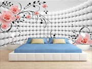 Free Normal Lily 3d Full Wall Mural Photo Wallpaper Printing Home Kids Decor