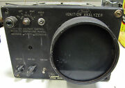 Vintage Bendix Aviation Corp. Ignition Analyzer 11-3350-2 For Parts