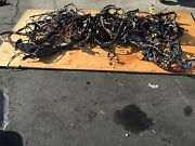 09 Bmw F01 750i 750 Dash Radio Amp Main Wire Wiring Cable Harness Complete Oem