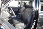 Clazzio Synthetic Leather Seat Covers For 2016+ Toyota Tacoma Double Cab