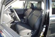 Clazzio Synthetic Leather Seat Covers For 2012-2015 Toyota Tacoma Double Cab