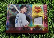 2017 Panini Day Spring Training Road Trip Cracked Ice Jersey Ed /25 Dodgers