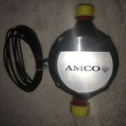 Oilmeter- Amco- Elster 15 -92140 With Calibration Documents- New Oil Gauge Meter