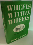 Wheels Within Wheels Dervla Murphy 1st Us Edition/1st Print 1980 Ireland Nf/nf
