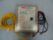 Fmc Foodtech Meg Ii Magnetic Drive Controller Asys02659-1m ,asys02660, Asys02661