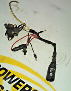 85 86 87 88 Mariner 25 20 Hp 2 Stroke Outboard Wiring Harness Main Wire Yamaha