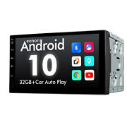 Double 2 Din 7 Hd Car Stereo Radio Mp3 Touch Usb Sd Indash Android Gps Tracker