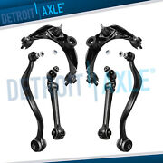 Front Upper And Lower Control Arm Forward Rearward For 2007-2012 Fusion Mkz Milan