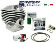 Meteor Cylinder Kit For Stihl 064 Ms640 Ms650 52mm With Rings 1122-020-1203 Nisi