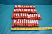 Used Lot Of 58 Htc Tool 350-4625-090r 5/8 End Mills