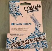 Camelbak Groove Replacement Filter Portable Filters Package Two Total Filters 2
