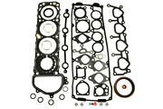 Complete Engine Gasket Set With Seal Fits Nissan 240sx 91-1/94 2.4l- 09-00607