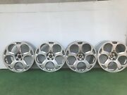 Lamborghini Gallardo Cassiopeia 19 Genuine Factory Oem Wheels Rims And Caps Set