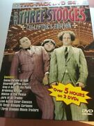 The Three Stooges Collectors Edition Dvd-rare Vintage-ships Same Business Day