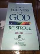 The Holiness Of God Rc Sproul Vhs Two Tape