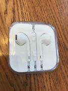 Apple Earpods - Original Headphones For Iphone 4, 5, 6 W/mic And Remote