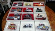 Winross Diecast Tractor Trailers Various Trucks In This Listing Historical - 1st