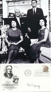 Rose Kennedy Mother Of President John F. Kennedy Signed Commemorative Cover 4