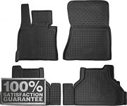 Rubber Carmats For Bmw X5 E70 2007-2012 All Weather Floor Mats Fully Tailored