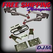2007 - 2015 Chevy Silverado / Sierra Complete 2/3 Djm With Cast Iron Spindles