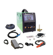 Everlast Powermts 251si Pulse Mig Dc Tig Stick 250amp Welder With Tig Package