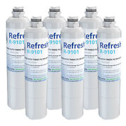 Refresh Replacement Water Filter Fits Samsung Haf-cin/xme Refrigerators 6 Pack