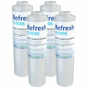 Refresh Replacement Water Filter Fits Jenn-air Ukf8001axx Refrigerators 4 Pack