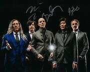 Gfa Billy Howerdel X3 Band A Perfect Circle Signed 8x10 Photo Proof Coa