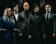 Gfa Billy Howerdel X3 Band A Perfect Circle Signed 8x10 Photo Proof A3 Coa