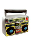 5/10/15/20 Inflatable Boom Box 80s Ghetto Blaster 1980s Fancy Dress Prop 2 Sizes