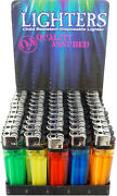 1000 Pack Disposable Classic Cigarette Lighters - Full Standard Size - Wholesale